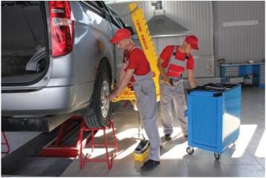 ремонту по работ автомобиля стоимость